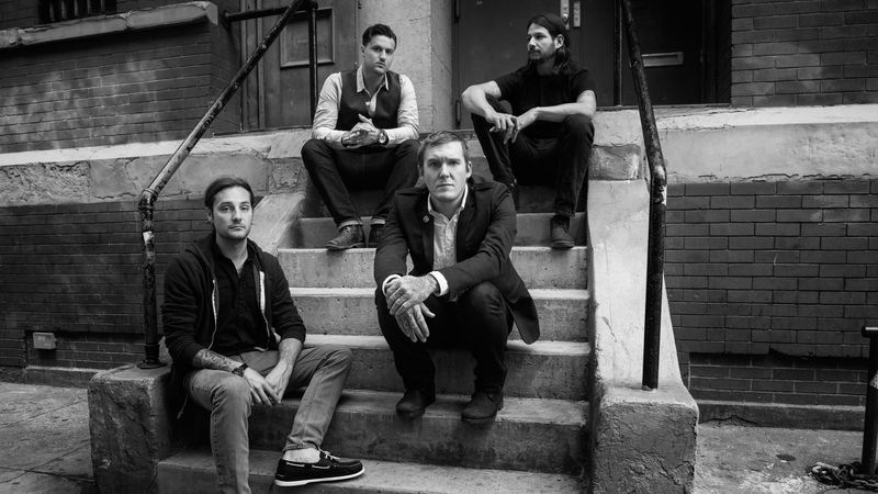 The Gaslight Anthem jsou z New Jersey.