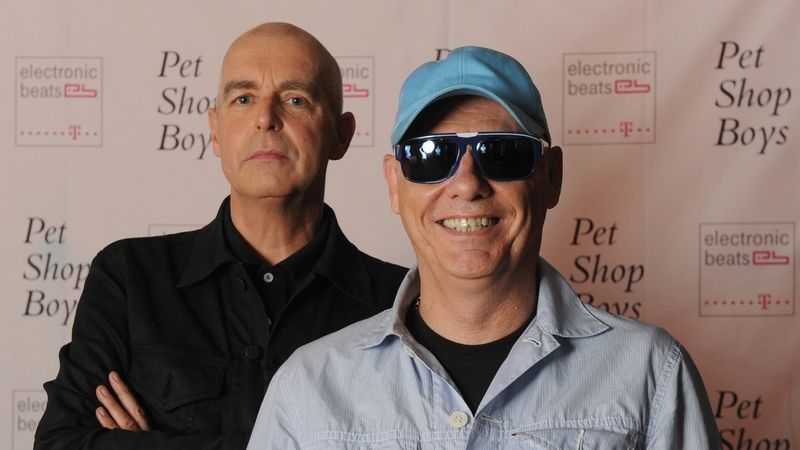 Britská formace Pet Shop Boys
