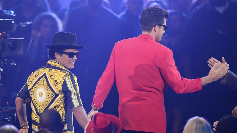 Bruno Mars a Mark Ronson