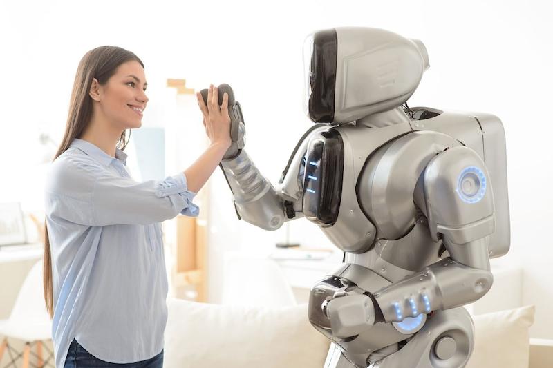 japonský robotický sex