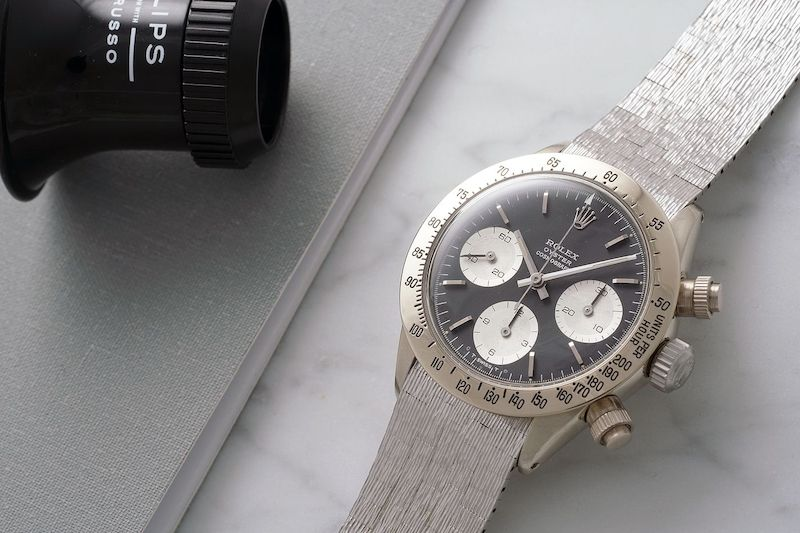 Rolex Daytona 6265 Unicorn.