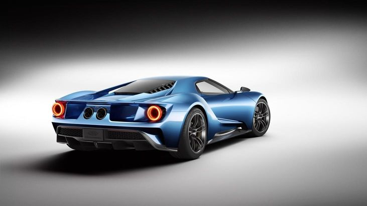 Ford GT (2015)