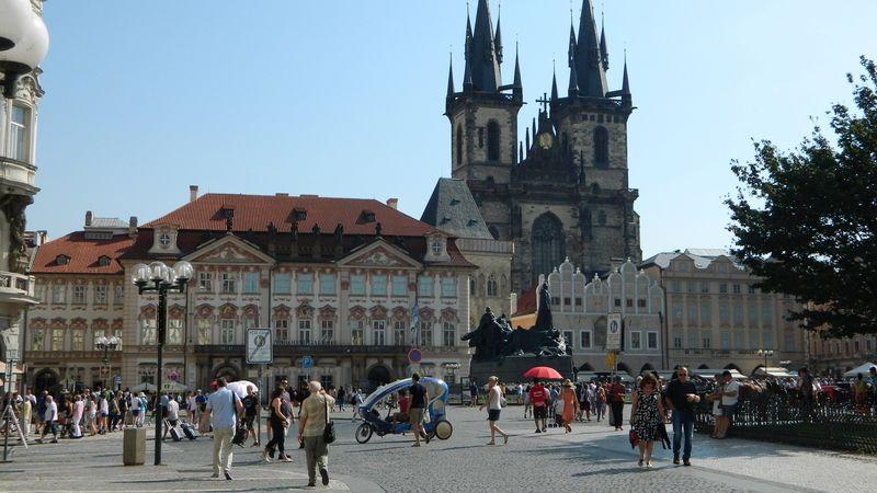 Mariánský sloup se může vrátit na Staroměstské náměstí v Praze