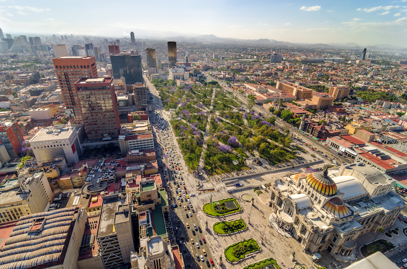 Sex Mexiko mesto