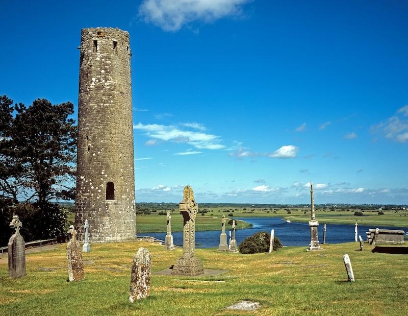 Írsko datovania kultúry