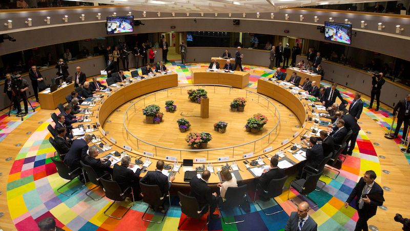 Čeští ministři o jednání Rady EU nejeví velký zájem