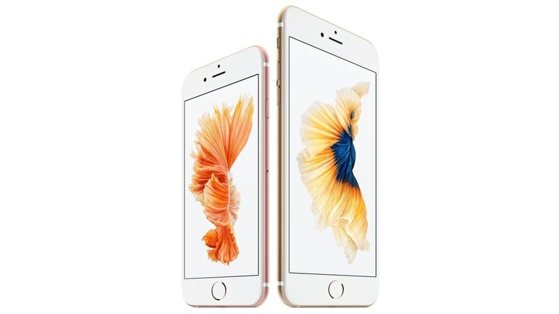 Apple iPhone 6S a 6S Plus