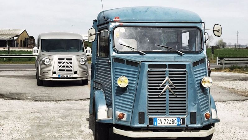Citroën Type H 70th Anniversary