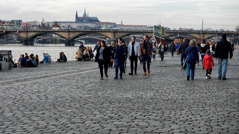 Na pražských náplavkách bude po půlnoci prohibice