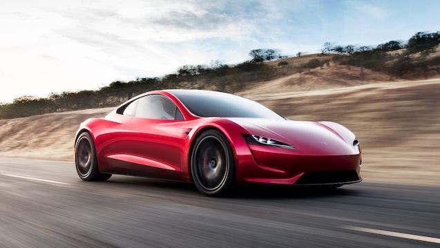 Tesla Roadster bude mít znovu velké zpoždění