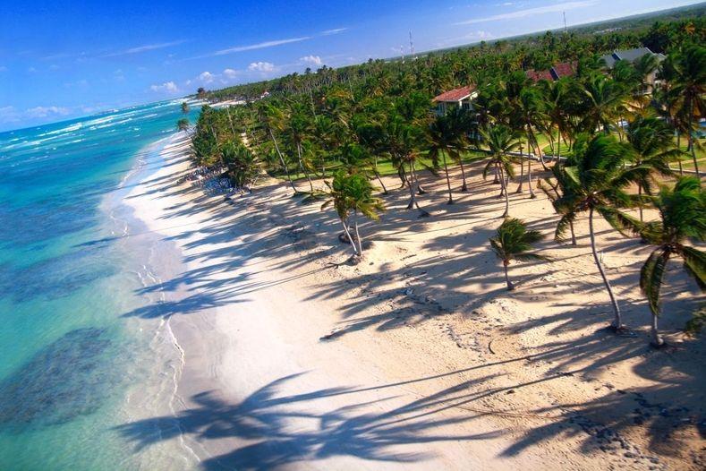 Nejkrásnější pláže světa jsou v Dominikánské republice. A pláž Bavaro patří na špičku.