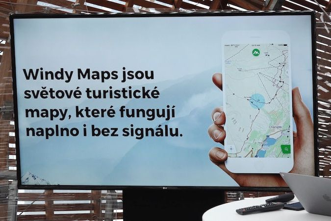 Windy Maps