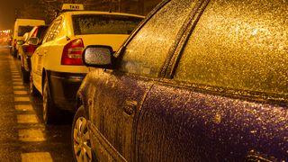 Hrozí mrazy až minus 18, varují meteorologové