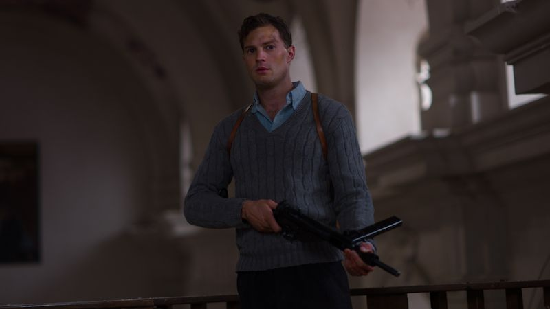 Jamie Dornan ve filmu Anthropoid