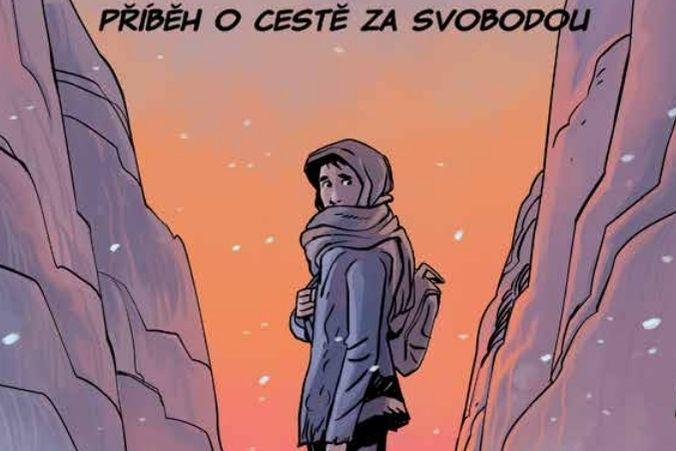 Začátek komiksu Jednou se zase setkáme, Sanam