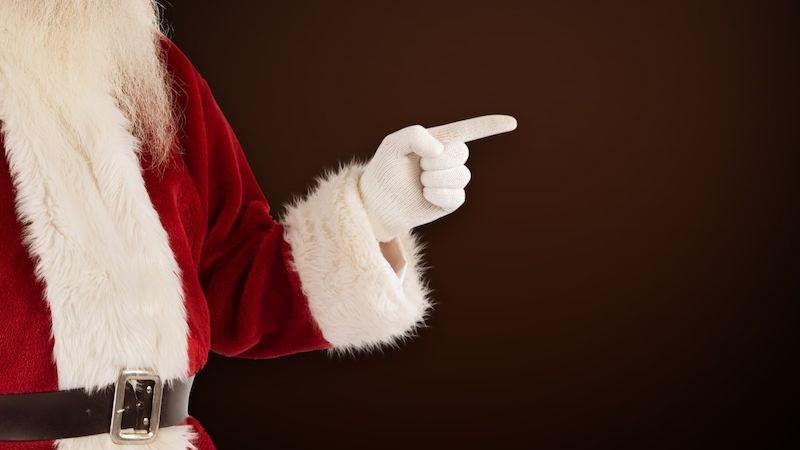 Rodina ve skříni objevila nemilé vánoční překvapení