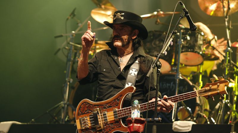 Motörhead u nás hráli v červenci na Rock for People Europe.