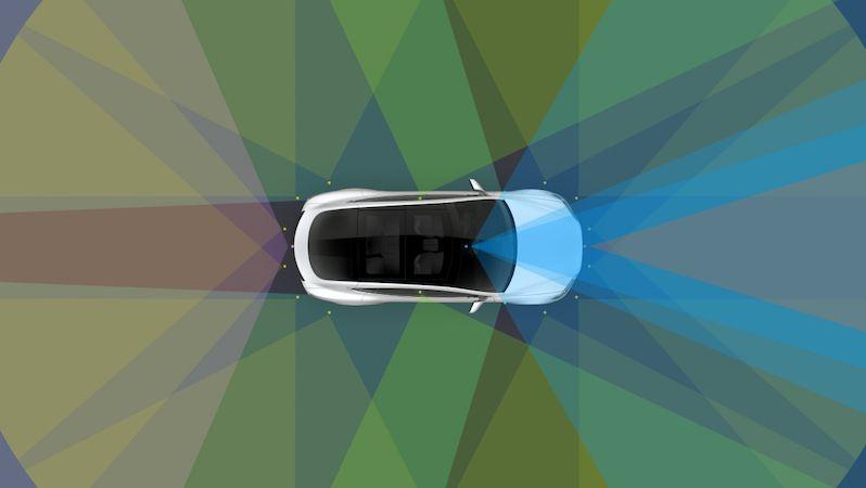 Tesla opouští radary, asistenční systémy se spolehnou jen na kamery