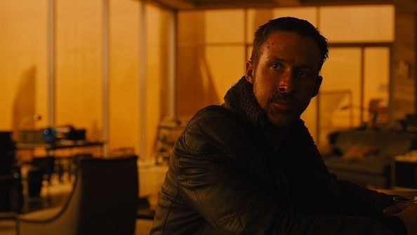 Ryan Gosling ve filmu Blade Runner 2049