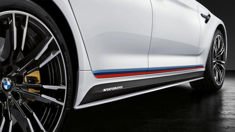BMW M5 M Performance (2017)