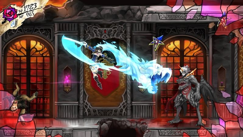 Hra Bloodstained: Ritual of the Night