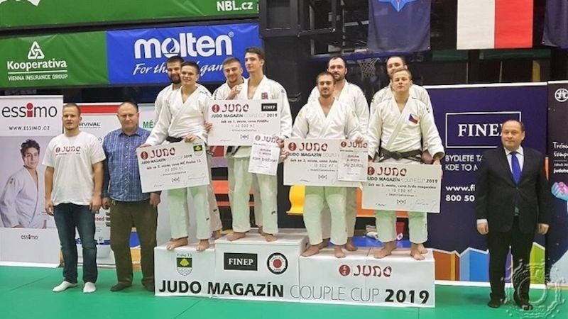 JUDO MAGAZIN COUPLE CUP 2019