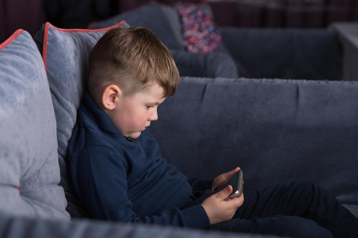 Teenager zaneprázdněn