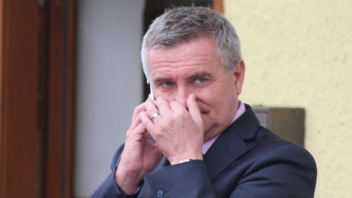 Zemanův kancléř Vratislav Mynář