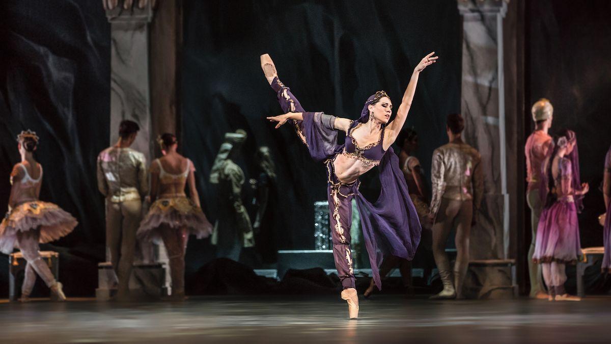 Baletka Nikola Márová: Není den, kdy by mě nic nebolelo