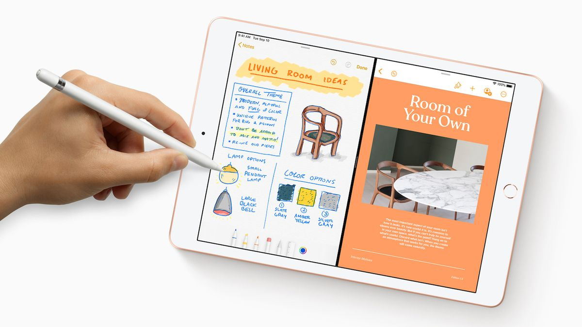 Nový iPad poslouží jako notebook i herní konzole