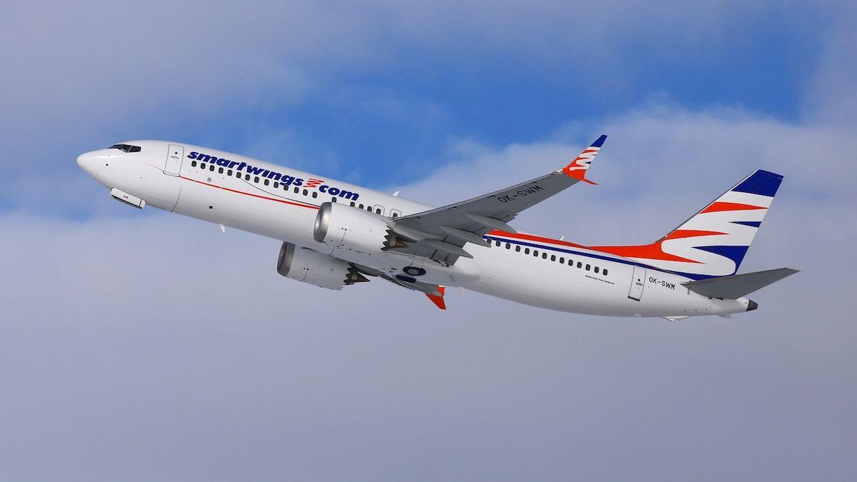 Úřad žádá po Smartwings vysvětlení k letu na jeden motor
