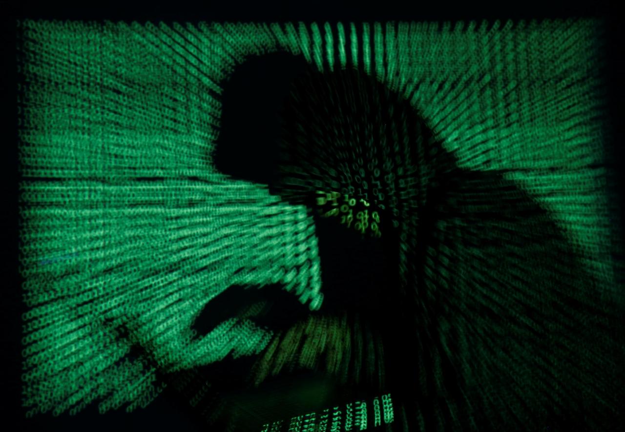 bezpečnostní upozornění online