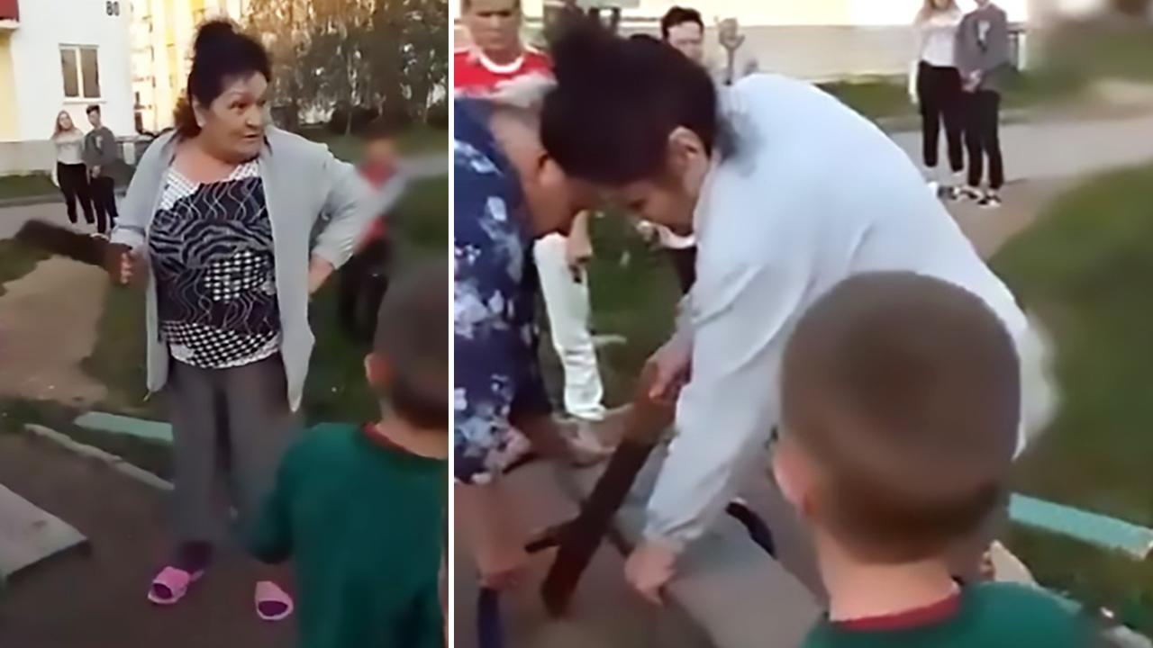 dívka dostane oholenou kočičku