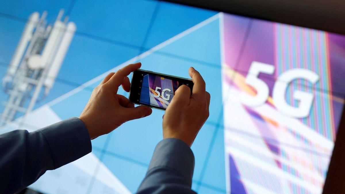 5G sítě otestuje pět českých měst