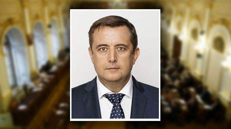 Poslanec ANO Vrána složil mandát