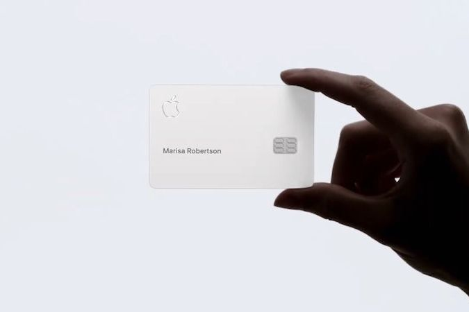 Co umí kreditka Apple Card?