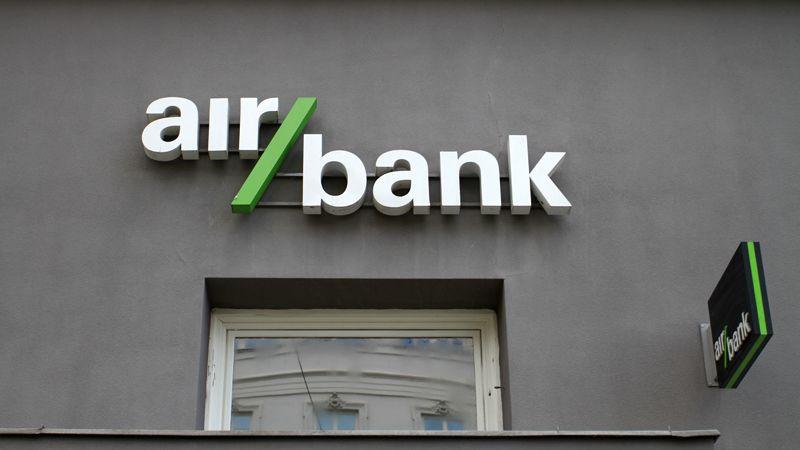Air Bank od začátku roku vydělala přes miliardu