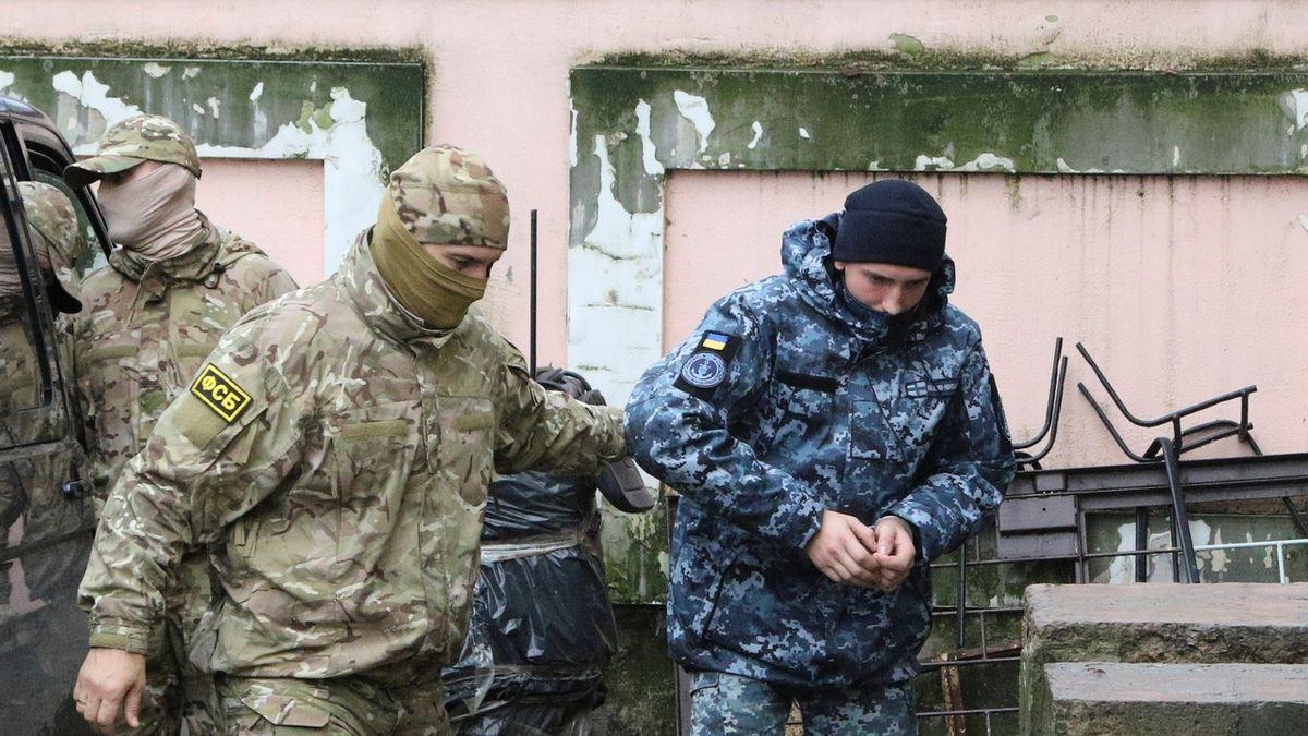 Ohlášená výměna ruských a ukrajinských vězňů vázne