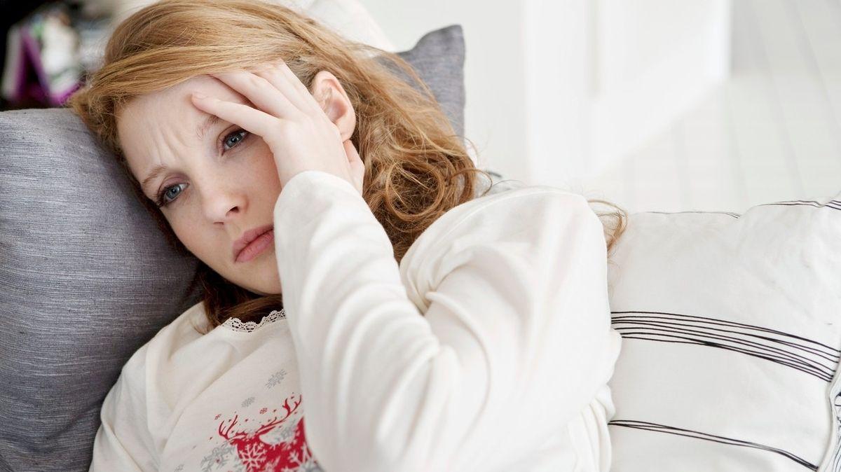 Migréna ji pravidelně doslova paralyzuje, o pouhé bolesti hlavy nemůže být řeč