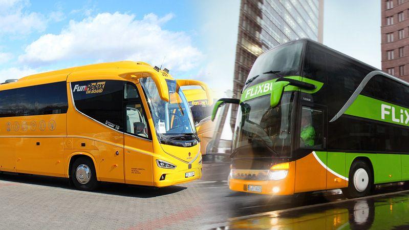 RegioJet posiluje vnitrostátní spoje, Flixbus zatím vyčkává