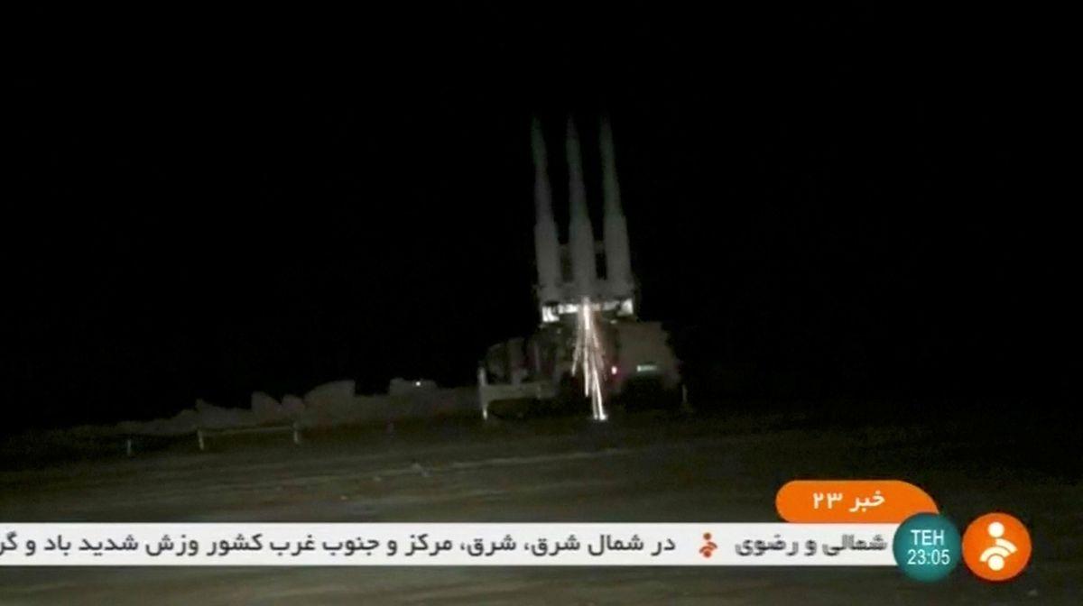 Sestřelili jsme zahraniční dron, oznámil Írán