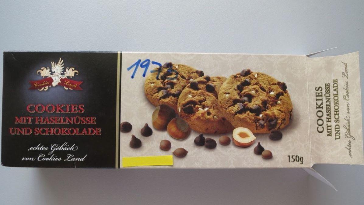 Inspekce zakázala prodej čokoládových sušenek, obsahovaly arašídy