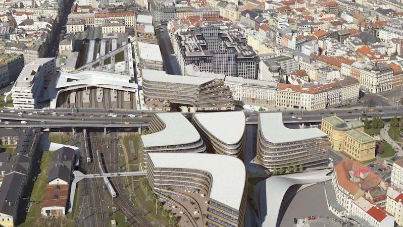 Petice: Zastavte projekt Zahy Hadidové v Praze