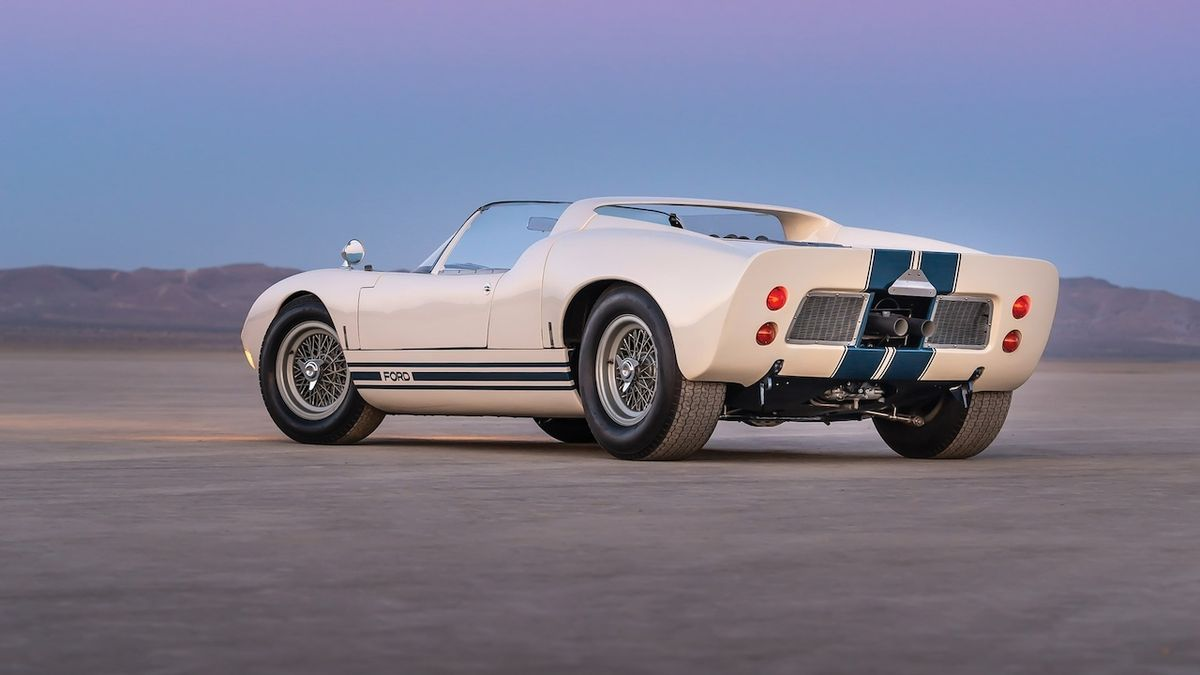 Ford GT40 Roadster GT/108