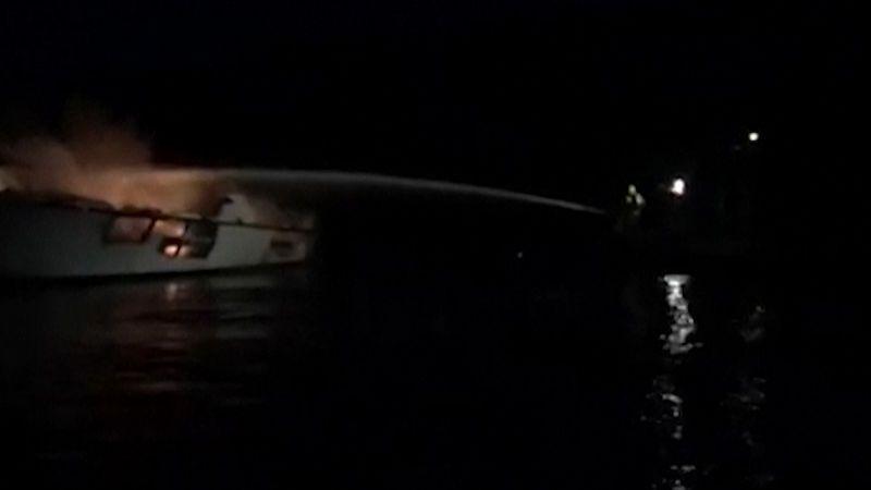 Po požáru lodě u ostrova Santa Cruz našli už 33 obětí
