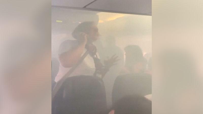 Kouření letadlo