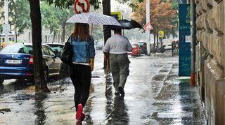 Česko zasáhne vydatný déšť, varovali meteorologové