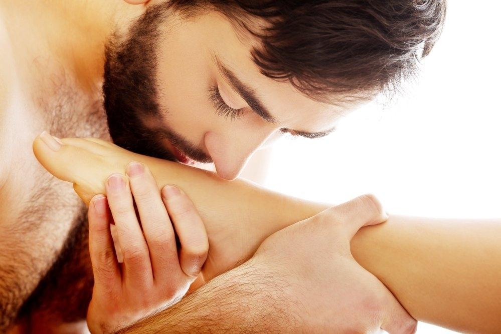 Sexuální masáž v Kyjevě