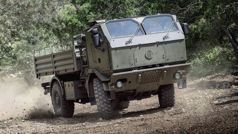 Tatra dodá armádě auta za půl miliardy korun