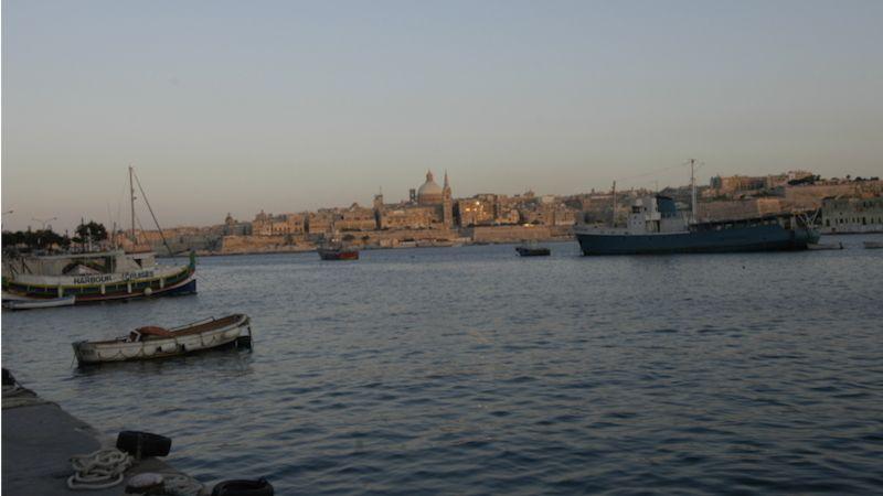 Ostrov Malta posloužil jako kulisa ve Hře otrůny